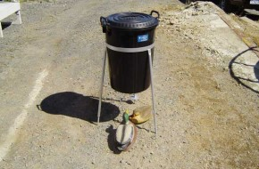 Duck and Poultry Feeder